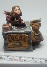 """The Boyds Bearsstone Collection """"That's What Friends are For"""" Music Box • works"""