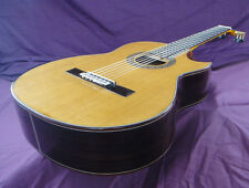 Modern 'Estudio' Classical Concert Guitar - Solid  Cedar Top