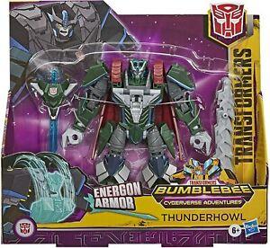 Transformers Cyberverse Ultra Class Thunderhowl Figure