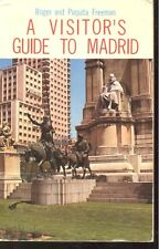 A Visitor's Guide To Madrid by Roger & Paquita Freeman (1971,Paperback)