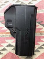 SIG SAUER FACTORY FULL / COMPACT PADDLE HOLSTER FITS P320 / P250