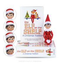 Official Elf on the Shelf® A Christmas Tradition includes one Scout Elf and Book