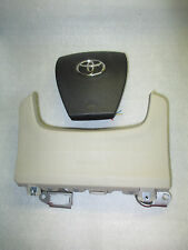 2010-2015 Toyota PRIUS DRIVER STEERING AIR BAG LEFT FRONT KNEE AIRBAG OEM