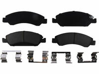 Front Brake Pad Set For 2007-2018 GMC Sierra 1500 2008 2009 2010 2011 Z818VW