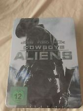 Cowboys and Aliens Blu Ray Steelbook (Germany)