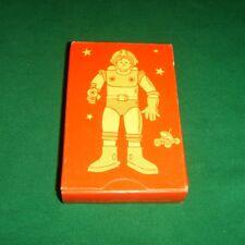 Ancien jeu de cartes sept 7 familles - Espace VINTAGE Goldorak Capitaine Flam