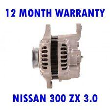 nissan 300 zx 3.0 1990 1991 1992 1993 1994 1995 alternator 12 month warranty