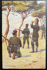 Mint  Picture Postcard PPC India Army Gurkha Rifles