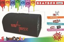 BEATBOX IMUSIC PORTABLE SUB-WOOFER SPEAKER 8""