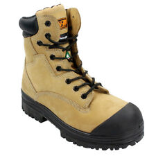 DuraDrive 26832 Tundra Men's 8 in. Insulated Composite Toe Metal Free Work Boots