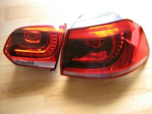 LED Rückleuchte Golf 6 GTI Bj,2010 rechts