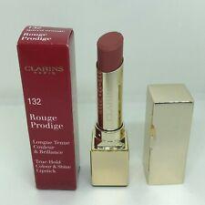 Clarins Rouge Prodige True-Hold Colour & Shine Lipstick 132 Spiced Orange