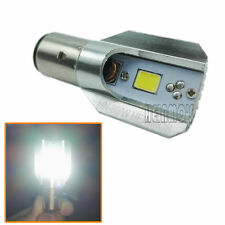 9V-80V BA20D H6 12W LED Motorcycle Headlight High/Low Beam Light Bulb lamp AC DC