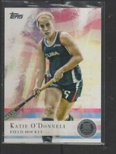 KATIE O'DONNELL - 2012 OLYMPICS -  FIELD HOCKEY  SILVER MEDAL - TOPPS #23
