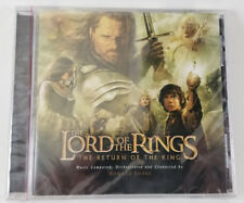 The Lord of the Rings: The Return of the King OST CD Howard Shore NEW! SEALED!
