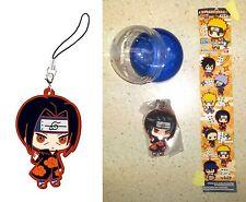 Naruto Shippuden The Last Capsule Rubber Mascot Itachi Uchiha Bandai Gashapon NW