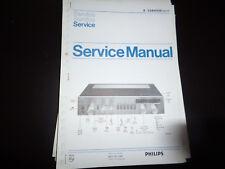 Original Service Manual Philips  22AH306