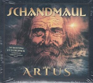 Schandmaul / Artus - Ltd. Special Edition - 2 CDs (Original verschweißt, NEW!)