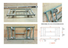 Carro Industrial 1450x700x220 mm