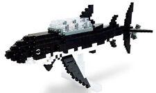 kb09 Nanoblock TINTIN TinTin Shark Submarine
