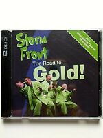Storm Front:The Road To Gold! 2-CD,quartet live champions music band, New Sealed