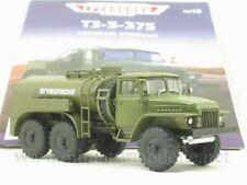 1:43 URAL 375 Betankung TZ-5 Russische Militär NVA CA Modimio #10 DDR Tank Truck
