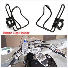 Aluminum Alloy Bike Bicycle Black Drink Water Bottle Rack Holder Cages Bracket