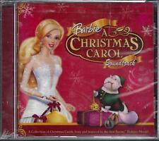 BARBIE A CHRISTMAS CAROL / Soundtrack ** Sealed CD (2008)