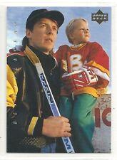 1994 Upper Deck Be A Player Hockey - #21 - Theoren Fleury - Calgary Flames