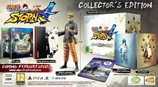 Naruto Ultimate Ninja Storm 4 Collector's Edition PS4 *NEW!* + Warranty!