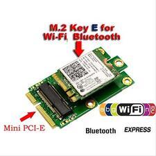 M2MP1 (M.2 NGFF to Mini PCI-E (PCIe+USB) Adapter) PCI Express Card Adapter New