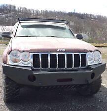 Jeep Grand Cherokee Bumper WK Bumper 05-07 Winch Bumper 🇺🇸Made In USA 🇺🇸
