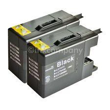 2 Druckerpatronen für Brother Drucker MFC-J5910DW LC 1280 XXL NEU inkcompany