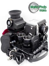 Mamiya C330 Pro Medium Format TLR Film Camera Kit (see details)