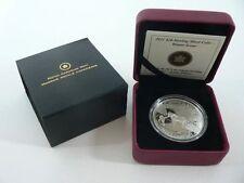 2011 Winter Scene $20 Sterling Silver Coin