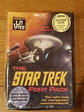 Star Trek True Type Fonts Pack For Microsoft Windows 3.1