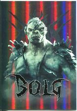 Hobbit Battle Of 5 Armies Character Bio Chase Card CB-34 BOLG