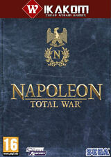 Napoleon: Total War Steam Digital NO DISC/BOX **Fast Delivery!**