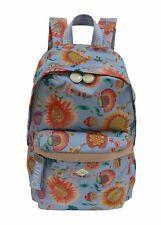 NEU Oilily Rucksack Groovy Backpack LVZ Sunflower Light Blue Damen Rucksack Blau