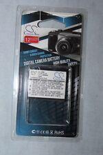 CAMERON SINO Batterie Casio Exilim EX-TR15, Exilim EX-TR350 - CS-L150B
