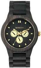 WeWood Wooden Watch - Kappa Black Ro (wwood818KBR)