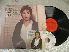 "Bruce Springsteen ‎""Darkness On The Edge Of Town"" LP Columbia ‎JC 35318 Bonus CD"