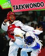 """VERY GOOD"" Mason, Paul, Taekwondo (Combat Sports), Book"