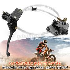 "Right Front Hydraulic Brake 110cc 125cc 140cc Pit Dirt Bike ATV 12"" 14"" Wheel"