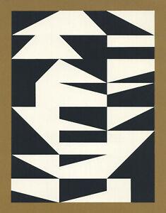 Gunnar Aagaard Andersen original serigraph