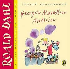 George's Marvellous Medicine by Roald Dahl (CD-Audio, 2005)