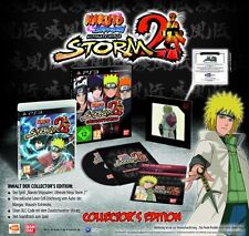 PS3 Spiel Naruto Shippuden Ultimate Ninja Storm 2 Collector's Edition Neu&OVP