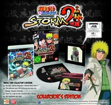 PS3 Game Naruto Shippuden Ultimate Ninja Storm 2 Collector's