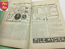 Les secrets de la TSF  Willy ROGERS  Années 1920 Radios Postes Batteries Galène
