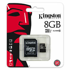 Kingston 8GB microSD Memory Card